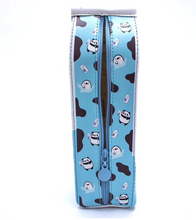 Load image into Gallery viewer, Original/Light Blue Milk Box Pencil Pouch