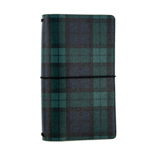 Black Watch Plaid Traveler's Notebook
