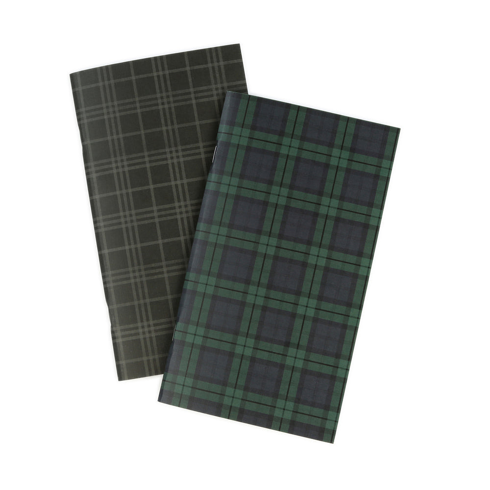 Black Watch Plaid Traveler's Notebook Inserts