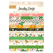 Load image into Gallery viewer, Garden Party Paper Pad