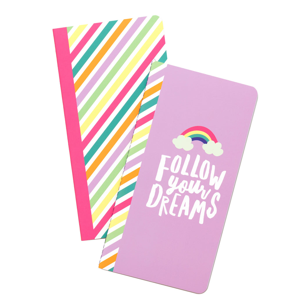 Follow Your Dreams Traveler's Notebook Inserts