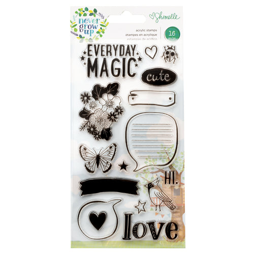 Everyday Magic Acrylic Stamps