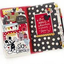 Load image into Gallery viewer, Happiest Place on Earth Traveler's Notebook Kit