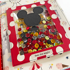 Happiest Place on Earth Traveler's Notebook Kit