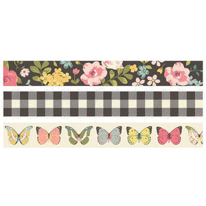 Hello Washi Tape Trio