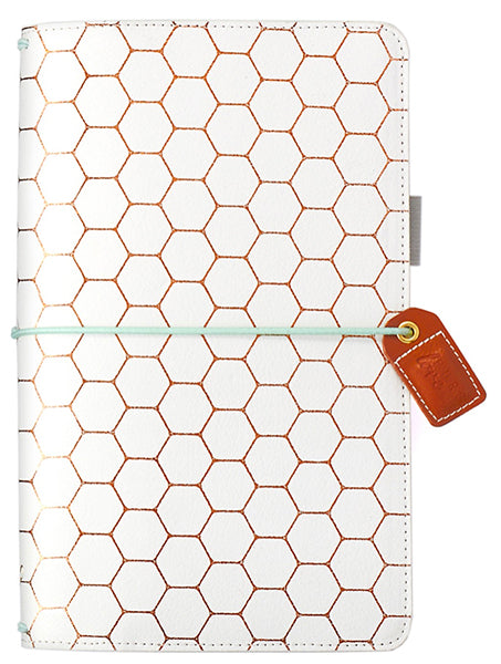 Hexagon Traveler's Notebook