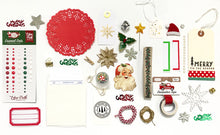 Load image into Gallery viewer, Christmas Embellishment Kit