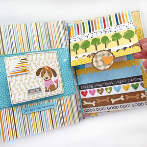 A Dog's Life Mini Book Project Kit