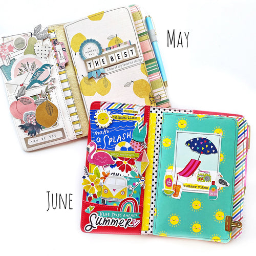 Spring/Summer Traveler's Notebook Kit
