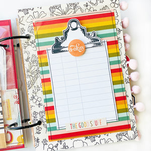 Everyday Memories Mini Book Project Kit