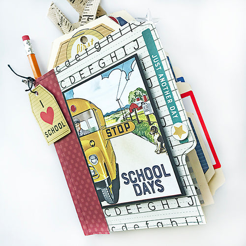 School's In Session Mini Book Kit