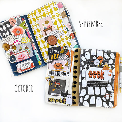 Fall Traveler's Notebook Kit