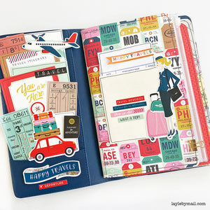 TRAVEL Traveler's Notebook Kit