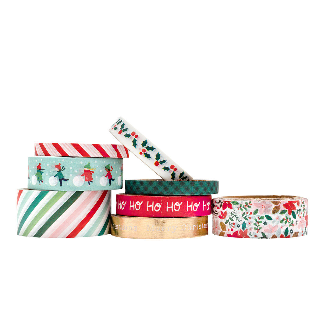 Merry Little Christmas Washi Tape