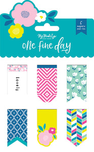 One Fine Day Magnetic Paper Clips