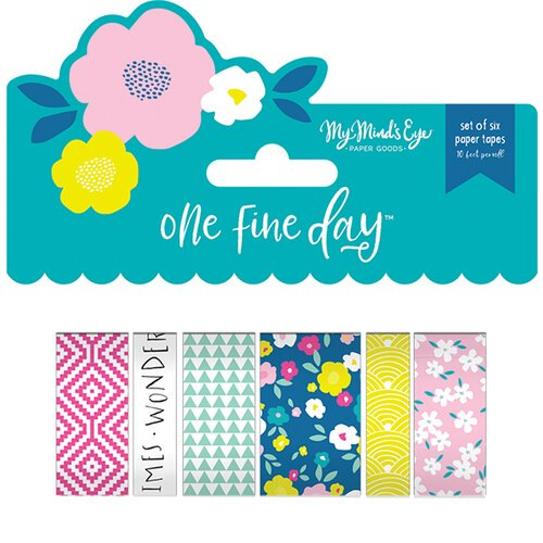 One Fine Day Washi Tape