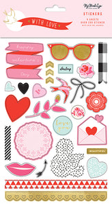 With Love Sticker Book