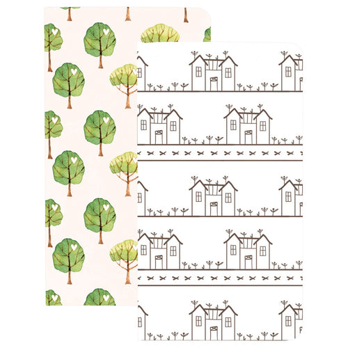 House/Tree Inserts