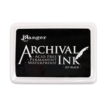Load image into Gallery viewer, Ranger Jet Black Archival Ink