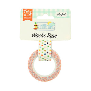 Summer Dot Washi Tape