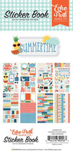 Load image into Gallery viewer, Summertime Sticker Book