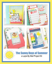 Load image into Gallery viewer, The Sunny Days of Summer Album Kit