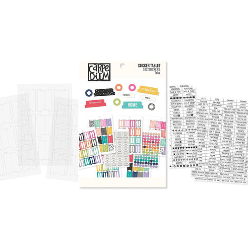 Tabs Sticker Bundle