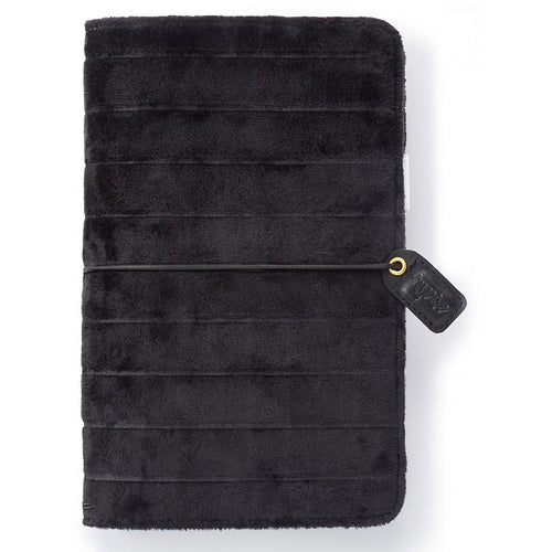 Black Velvet Stripe Traveler's Notebook
