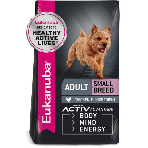 Eukanuba Adult Maintenance Small Breed Chicken Formula Dry Dog food