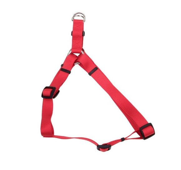 Coastal Pet Products Comfort Wrap Adjustable Red Harness