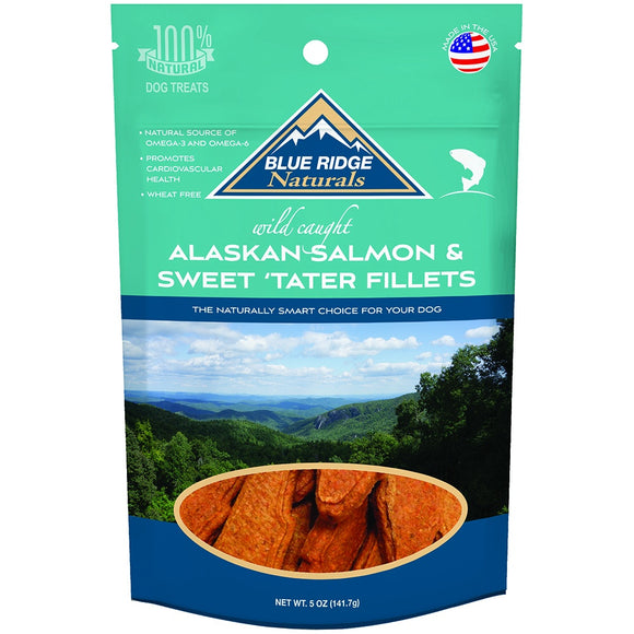 Blue Ridge Naturals Alaskan Salmon & Sweet 'Tater Fillets