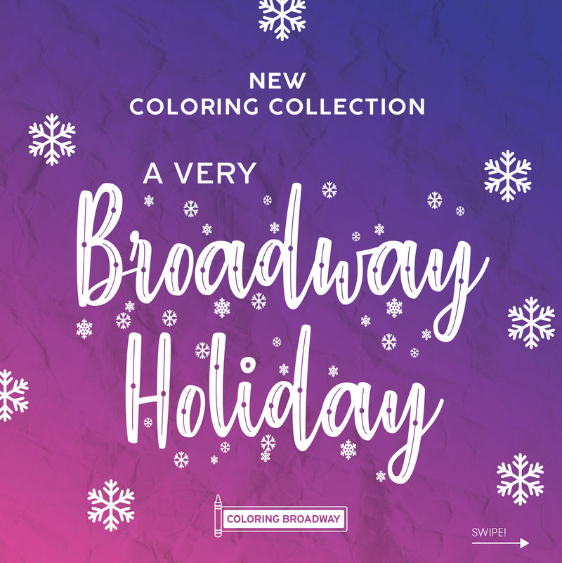 A Very Broadway Holiday