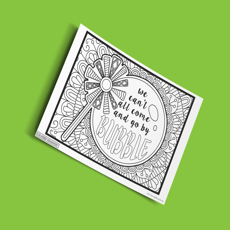 Wicked - Coloring Pages