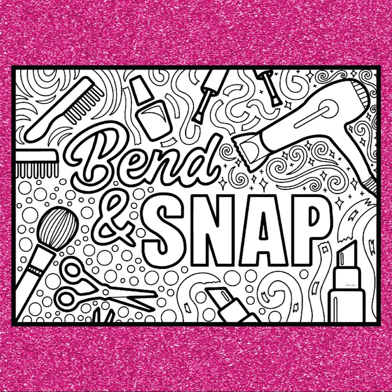 "Legally Blonde ""Bend and Snap"" - Note Cards"