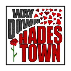 Hadestown Stickers (Set of 4 - 3