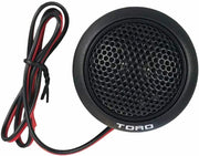 F6K | 6.5 Inch Component Car Speaker Set - 200 Watt MAX / 100 Watts RMS (PAIR)