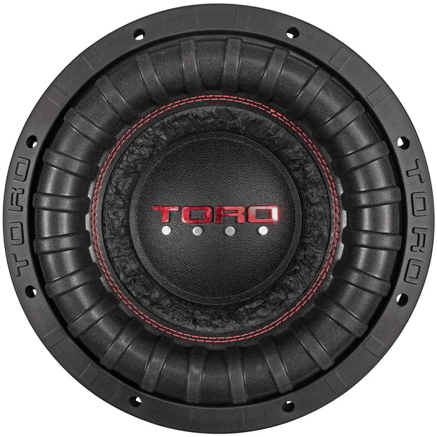 Two FIERCE10 SUBS + R5 AMPLIFIER @ 1Ω | 1600 Watts RMS