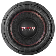 Two FORCE12s SUBS + R6 AMPLIFIER @ 0.5Ω | 3200 Watts RMS