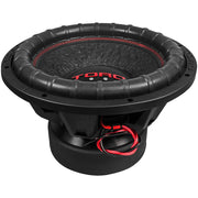 "FORCE 15S | 15 Inch 2000 Watts RMS / 4000w MAX - Dual 2 Ohm 3"" V.C. Car Subwoofer"