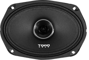 "PM69X | 6x9"" 4 Ohm Mid-Range Pro Audio Coaxial Speaker - 140 Watts RMS"