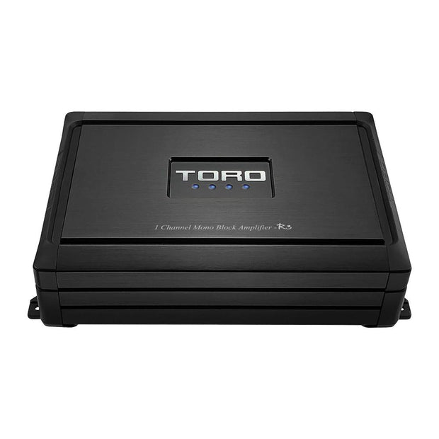 R3 | 550 Watts RMS / 1500w MAX - 1Ω Stable Monoblock Car Amplifier