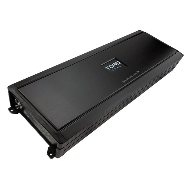 R6 | 3200 Watts RMS / 8000w MAX - 0.5Ω Stable Monoblock Car Amplifier