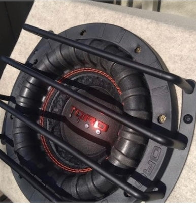"12"" Heavy Duty Steel Subwoofer Grill"