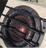 "8"" Heavy Duty Steel Subwoofer Grill"