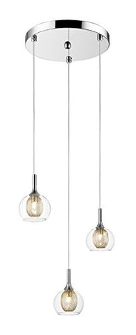 3 Light Pendant 905-3