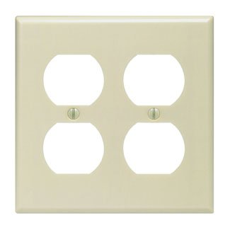 4 Outlet Wall Plate