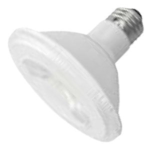 10 Pack 5 Watt T3 1/4 Rigid Loop Base 12 Volt 20000 Hour Frost Xenon Lightbulb - llightsdaddy - Bulbrite - Krypton & Xenon Bulbs