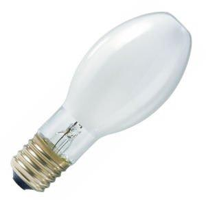 GE 26437 - HR100DX38/CP Mercury Vapor Light Bulb - llightsdaddy - GE - High Intensity Discharge Bulbs