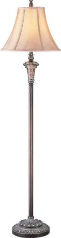 Ore International K-4175F 63-Inch Antique Style Floor Lamp - llightsdaddy - ORE - Outdoor Floor Lamps