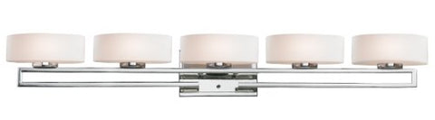 5 Light Vanity Light 3011-5V - llightsdaddy - Z-Lite - Vanity Lights